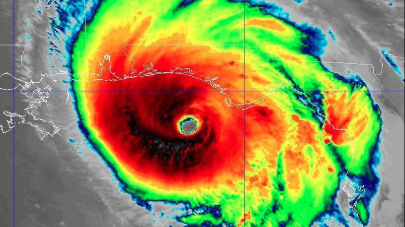 Please be safe my fellow Floridians. We are in for an unwantedride.